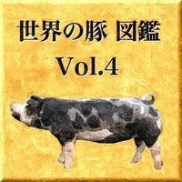 世界の豚 図鑑 Vol.4