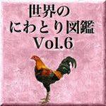 世界のにわとり図鑑 Vol.6
