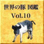 世界の豚 図鑑 Vol.10