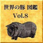 世界の豚 図鑑 Vol.8
