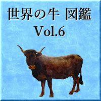 世界の牛 図鑑 Vol.6