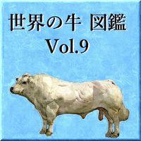 世界の牛 図鑑 Vol.9