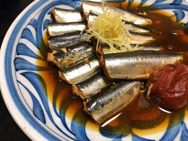 青魚の鰯(イワシ)料理を疲れた時におすすめする理由って?